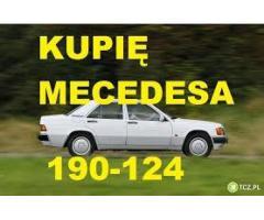 Mercedes diesel kupie kazdy stan
