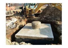 Szamba betonowe z atestem transportem montazem gwarancja