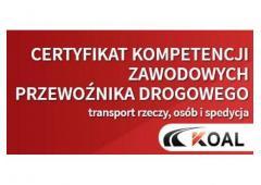 Kurs na Certyfikat Kompetencji Zawodowych Lublin