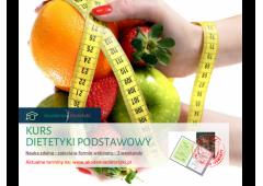 Kurs dietetyki od podstaw