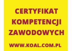 Kurs Lublin Certyfikat Kompetencji Zawodowych Przewoźnika Drogowego